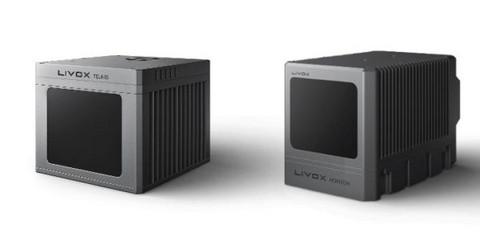 黑科技,前瞻技术,自动驾驶,大疆,Livox传感器,传感器花朵式扫描