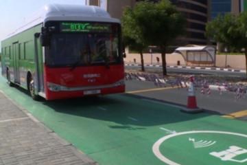 迪拜成功测试SMFIR无线充电技术 让电动汽车边开边充电