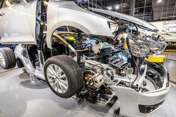 零件复工难致整车停产 供应链问题敲响行业警钟