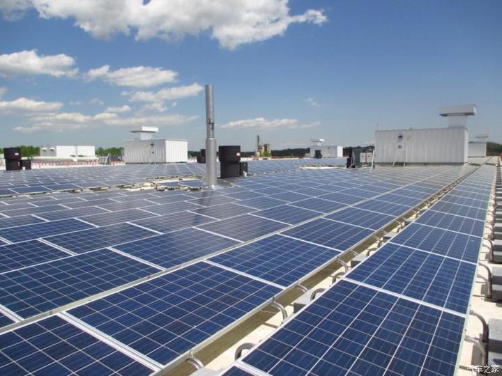 通用计划到2040年100%使用可再生能源