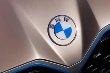 宝马:新logo仅用于宣传 不会用在车辆上