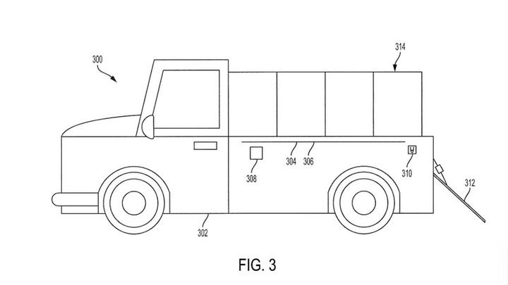 黑科技,前瞻技术,自动驾驶,丰田专利,丰田自动驾驶,丰田购物自动驾驶车
