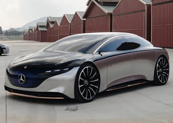 北京奔驰升级顺义工厂 具备生产S级电动汽车能力