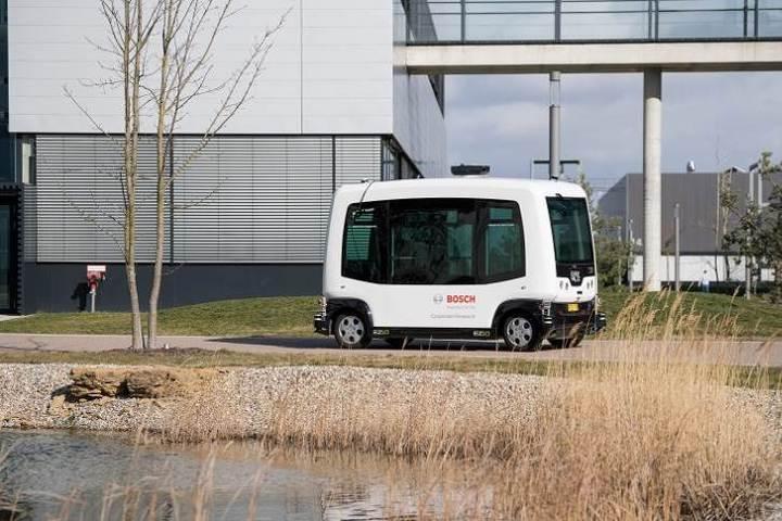 黑科技,前瞻技术,自动驾驶,博世自动驾驶,容错性自动驾驶车,博世