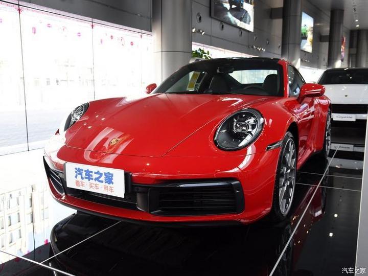 保时捷 保时捷911 2020款 Carrera 3.0T
