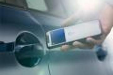 用iPhone启动车 宝马与苹果推数字钥匙