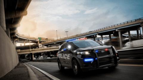 福特,停止生产警车