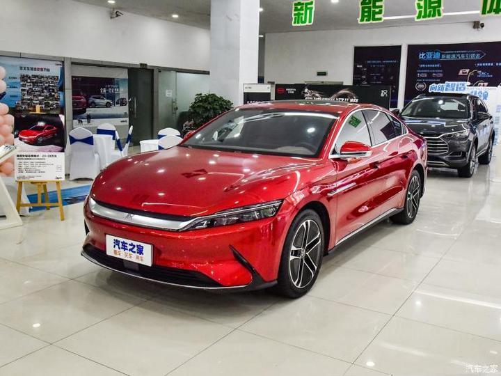 比亚迪 汉 2020款 EV 超长续航版尊贵型