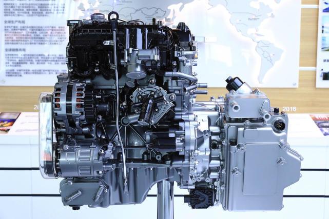 全球首款横置9速双离合变速箱及长城全新发动机正式下线