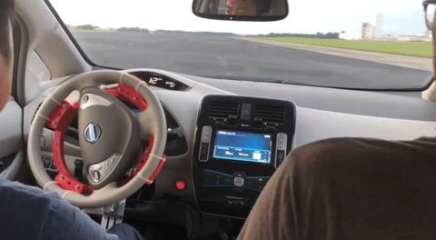 黑科技,前瞻技术,自动驾驶,自动驾驶汽车节能,自动驾驶车预测,自动驾驶车减少刹车