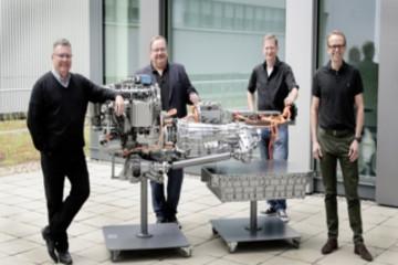奔驰成立新部门 名为梅赛德斯-奔驰驱动系统