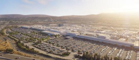 特斯拉,特斯拉德国工厂,特斯拉电芯,特斯拉电池