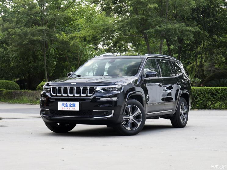 广汽菲克Jeep 大指挥官PHEV 2020款 2.0T 插电混动领先版