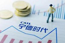 8月4日上市 宁德时代新股将募资197亿元