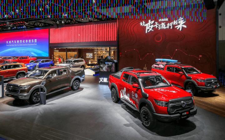 长城汽车7月销量同比增长29.79%,出口销量明显回升