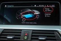 宝马iX3真实续航只有317公里?宝马社交媒体发布BMW iX3新图像引