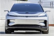 两台法拉第未来FF91原型车正在被拍卖