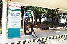 今年前7个月国内充电基础设施增加12.2万台