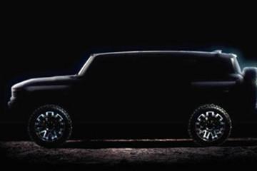 为上市做准备,通用汽车注册悍马EV商标