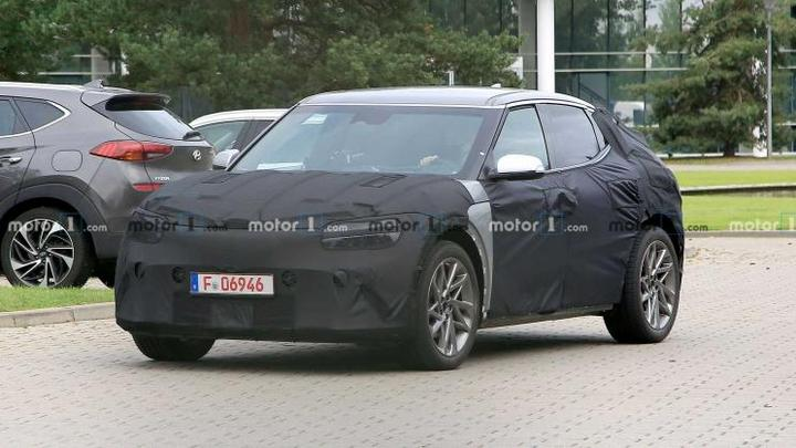 官方确认!捷尼赛思EV将于2021年内发布