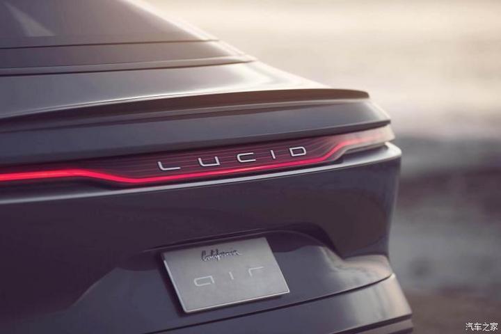 或中国建厂 Lucid Motors在美合并上市