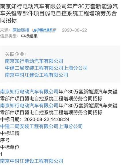 """烧光84亿造不出一台量产车!拜腾汽车新科技公司""""盛腾""""正式成立"""