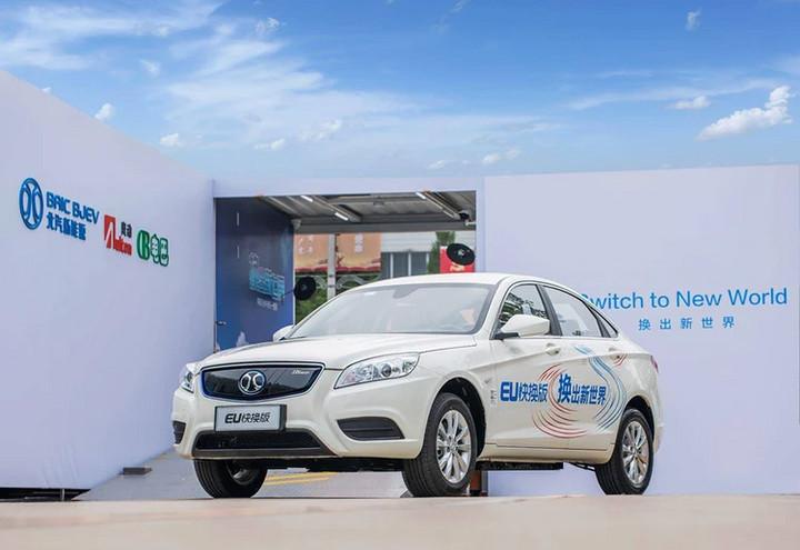 工信部支持换电试点:北京、海南等多地满足条件