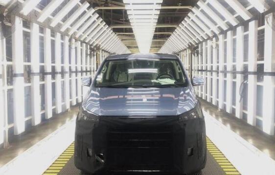 上汽发布全球首款燃料电池多用途汽车EUNIQ7