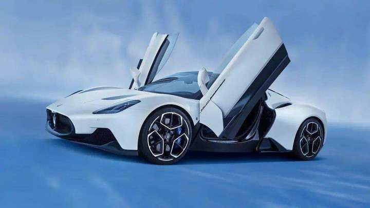 玛莎拉蒂全面向电动化转型,首款纯电动车型将于2021年上市