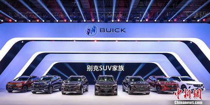销量增长亮眼 上汽通用别克8月销售86249辆