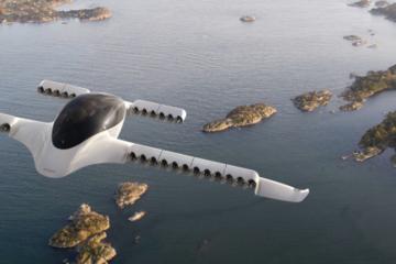 """通用汽车也要造""""飞行汽车"""",空中通勤从科幻走进现实"""