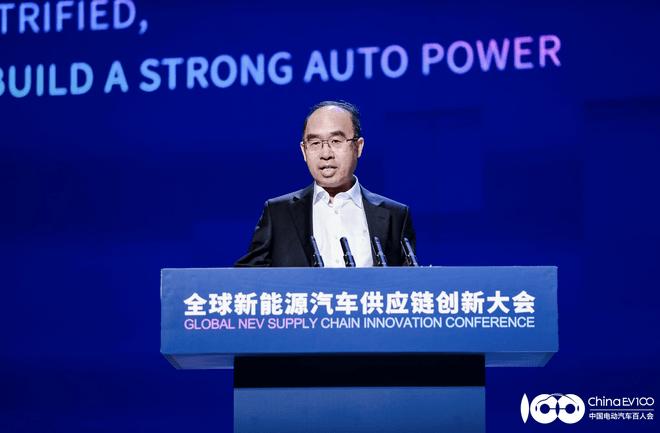 徐长明:新能源汽车离市场驱动还有距离 仍需政策扶持