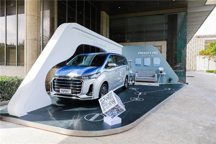 电池,氢燃料,上汽,新能源汽车