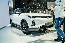 兼顧家用與商用 | 2020 北京車展實拍威馬EX6 Plus 6座