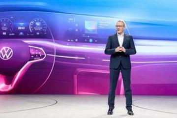 大众汽车冯思翰:在技术与需求之间取得平衡 10月发布ID.4两款车型