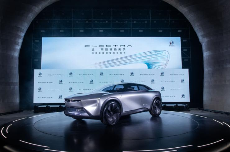 「致敬经典,启迪未来」,<a class='link' href='http://car.d1ev.com/0-10000_0_0_0_0_0_0_0_0_0_0_0_0_341_0_0_3_0.html' target='_blank'>别克</a>新能源概念车 Electra 首发