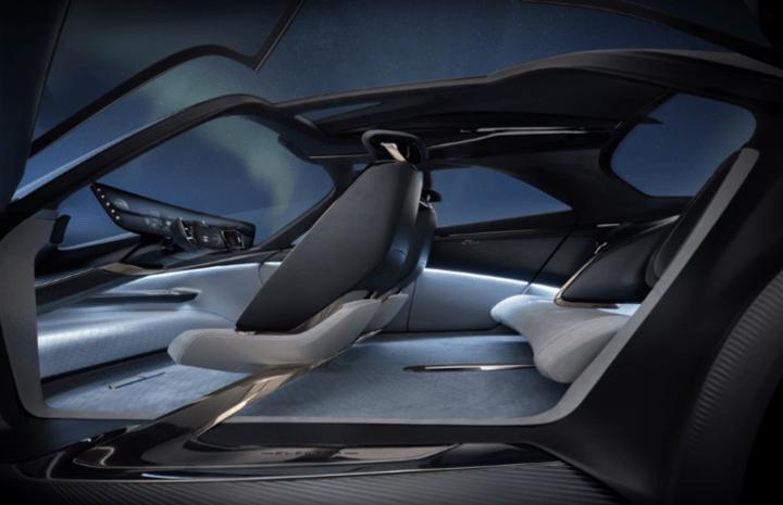 「致敬经典,启迪未来」,别克新能源概念车 Electra 首发