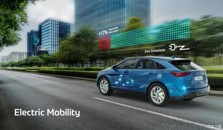 采埃孚宣布成立电驱传动技术事业部
