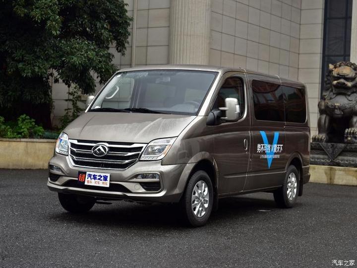 上汽大通 上汽大通MAXUS V80 2021款 2.0T PLUS AMT城市版短轴超低顶7/8/9座