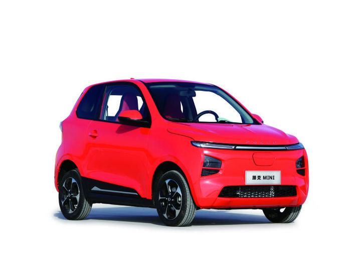 御捷新能源 朋克MINI EV 2021款 基本型