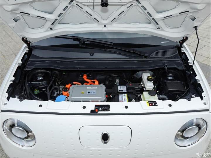 长城汽车 欧拉黑猫 2021款 301km 基础型