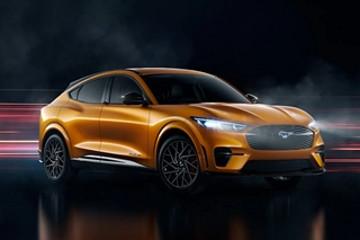 因不明质量问题 福特推迟数百辆Mustang Mach-E交付
