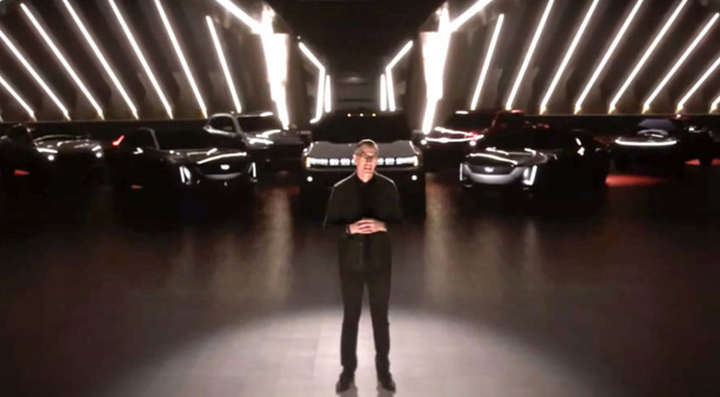新车,自动驾驶,奔驰,宝马,通用,雪佛兰