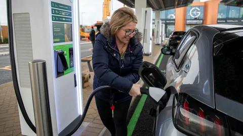 电动汽车,英国电动汽车,英国充电网络