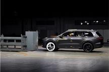 理想ONE中国保险汽车安全指数结果发布:整体评价GGGM