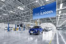 E周看点丨蔚来第二个江淮工厂提前启动招标;威马W6量产下线