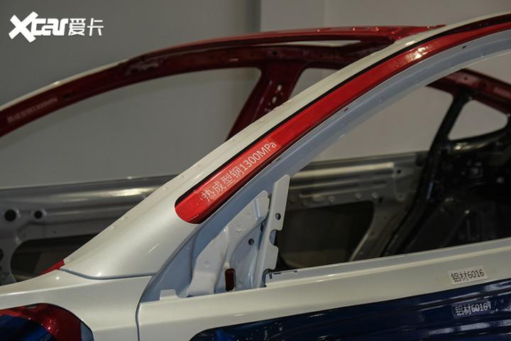 解读特斯拉Model 3白车身