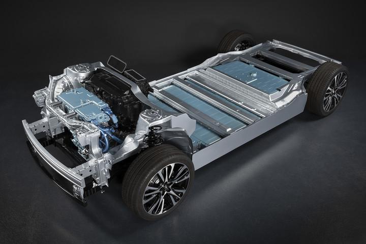 雷诺小型电动车CMF-B EV