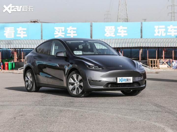特斯拉中国2021款Model Y