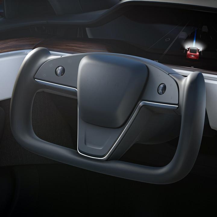 特斯拉,新款Model S,新款Model X